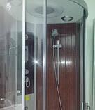 Гидромассажный бокс (гидробокс) Dusrux A068-90, 900х900х2160 мм, фото 4