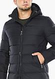 Braggart Aggressive 42110 | Зимняя куртка мужская темно-синяя, фото 8