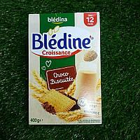Детская каша пшеничная с печеньем и какао с 12 месяцев 400 грамм Франция