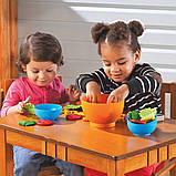 Игровой Набор Learning Resources - Овощной Салат  LER9745-D, фото 4