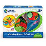 Игровой Набор Learning Resources - Овощной Салат  LER9745-D, фото 5