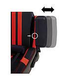 Геймерское кресло Hexter (Хекстер) PRO R4D TILT MB70 03 black/red, фото 3