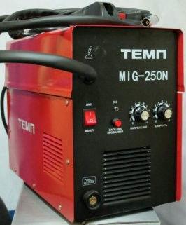 Темп MIG-250N