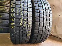 Зимние шины бу 215/70 R16 Cooper