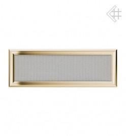 Вентиляционная решетка для камина KRATKI Oskar 17х49 см