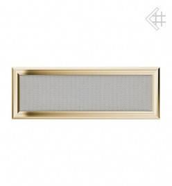 Вентиляционная решетка для камина KRATKI Oskar 17х49 см, фото 2