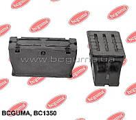 Подушка передней рессоры под пластик, нижняя правая MB Sprinter / VW LT 96- BCGUMA- Украина - BC1350