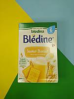 Детская каша пшеничная с печеньем с 6 месяцев 400 грамм Франция