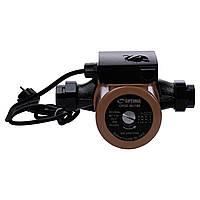 Насос циркуляційний Optima OP25-80 180мм + гайки, + кабель з вилкою!, фото 1