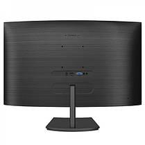 "Монитор Philips 27"" 271E1SCA/00 VA Black Curved; 1920x1080, 4 мс, 250 кд/м, D-Sub, HDMI, динамики 2х3 Вт, фото 3"