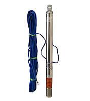 Насос свердловинний з підвищеною вуст-ма до піску OPTIMA 3 PM.5SDm3/16 0.75 кВт100м + 60 м кабель