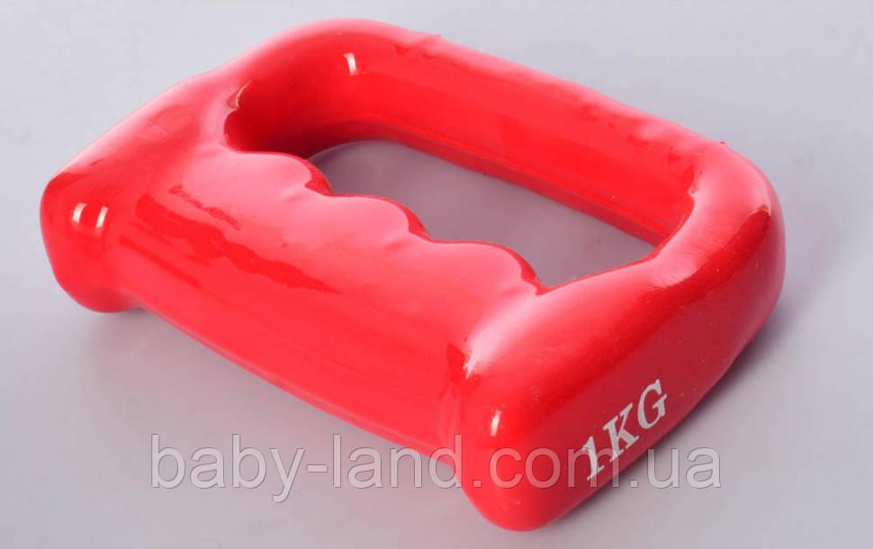Гантель MS 2936 (Red)