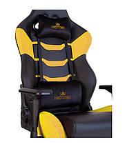 Геймерское кресло Hexter (Хекстер) RC R4D TILT MB70 02 black/yellow