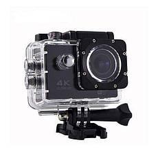 Экшн-камера 4K Sports Ultra HD Wi-Fi 16 Mpx, фото 2