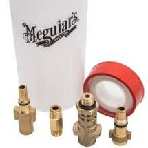 Пено комплект с шампунем  - Meguiar Gold Calss Snow Foam Cannon Kit 473 мл. (G192000EU), фото 3