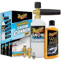Пено комплект с шампунем  - Meguiar Gold Calss Snow Foam Cannon Kit 473 мл. (G192000EU), фото 2