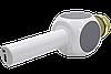 Мікрофон караоке WSTER WS-1816 - бездротової Bluetooth мікрофон з світломузикою, слотом USB, FM тюнером Білий, фото 6