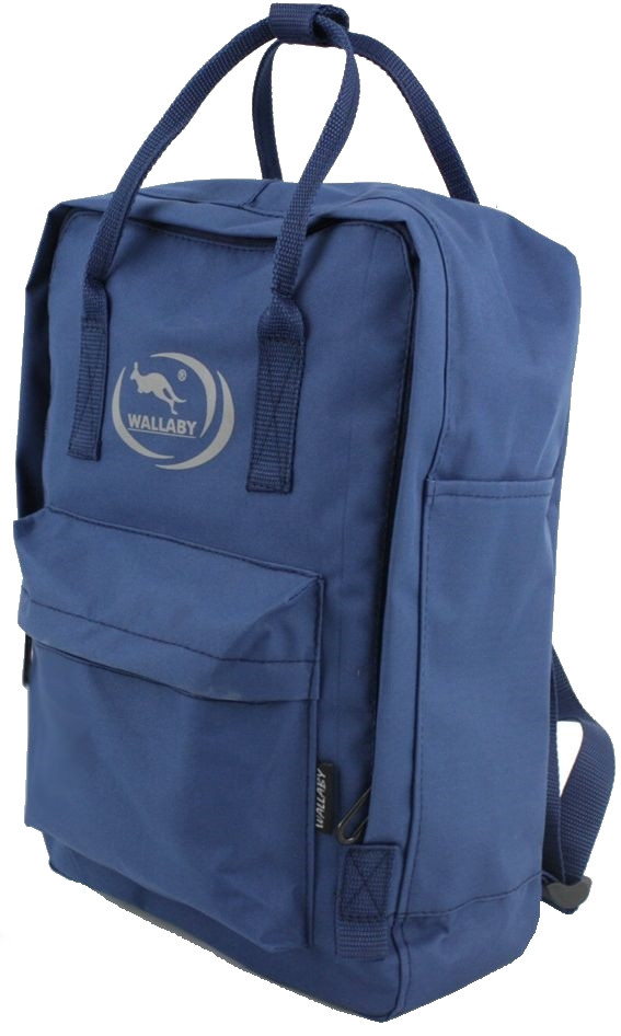 Рюкзак міський Wallaby 11 л синій