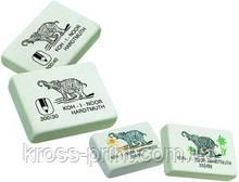 Ластик для олівців Koh-i-Noor 300/80 слон 80шт/уп