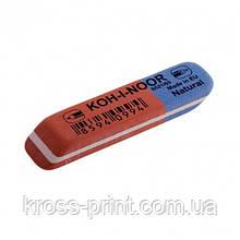 Ластик для олівця та чорнил Koh-i-Noor 6521/60 BlueStar 56шт/уп