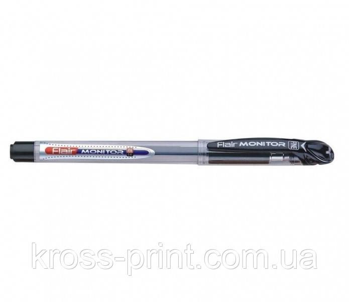 Ручка шариковая Flair 830 BК Monitor черная 26107 12шт/уп