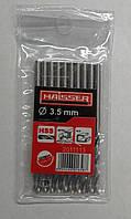 Сверло по металлу Haisser 3,5х39/70 DIN 338