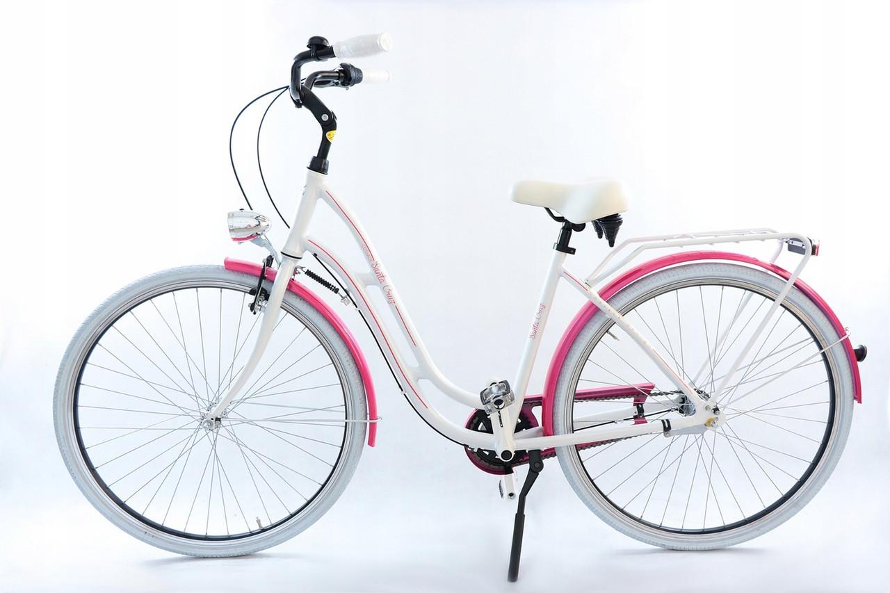 Міський велосипед Santa Cruz 28 Nexus 3