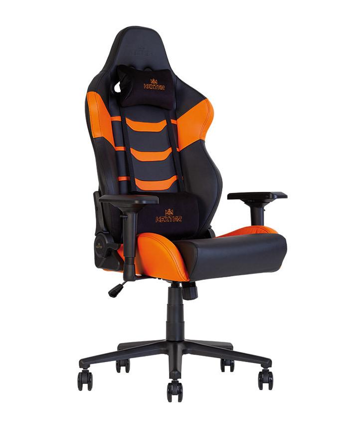 Геймерское кресло Hexter (Хекстер) RC R4D TILT MB70 02 black/orange