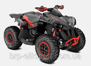 Renegade X XC 1000R Black & Can-Am Red (2021)