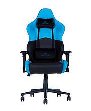 Геймерское кресло Hexter (Хекстер) RC R4D TILT MB70 01 black/blue