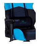 Геймерское кресло Hexter (Хекстер) RC R4D TILT MB70 01 black/blue, фото 8
