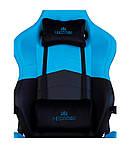 Геймерское кресло Hexter (Хекстер) RC R4D TILT MB70 01 black/blue, фото 9