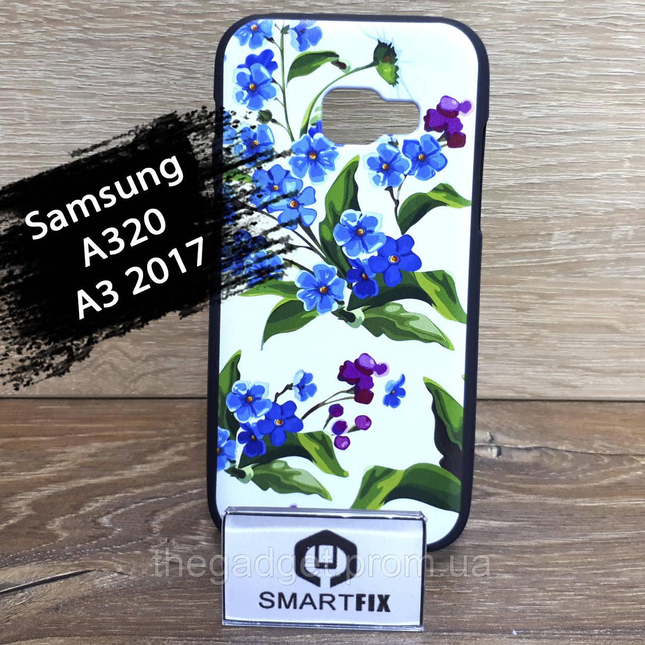 Чохол з малюнком для Samsung A3 2017 (А320)