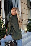 Рубашка женская вельветовая 42-46, фото 7