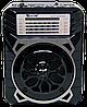 Радиоприемник Golon RX-9133 - радиоприемник от сети с аккумулятором и фонариком, портативная USB колонка, фото 5