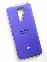 Чехол Xiaomi Redmi 9 (Purple), фото 1