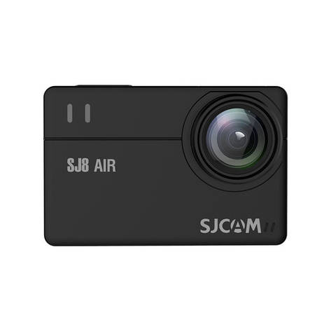 Экшн камера SJCAM SJ8 Air black, фото 2