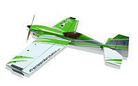 Самолёт на радиоуправлении Precision Aerobatics XR-52 1321мм ARF (зеленый)