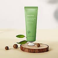 Крем-гель для рук с экстрактом зеленого чая Innisfree Green Tea Pure Gel Hand Cream EX 50 мл