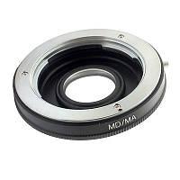 Адаптер Minolta MD - Sony AF / Minolta MA с линзой для бесконечности