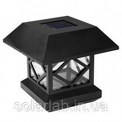 LED садово-парковий світильник на сонячній батареї VARGO 1W (VS-701324)