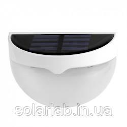 LED настінний світильник на сонячній батареї VARGO 6LED (VS-107899)