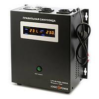 Бесперебойник LogicPower LPY-W-PSW-1000VA, фото 1
