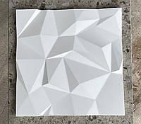 Гіпсові 3д панелі Кристали DecoWalls