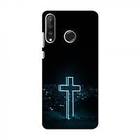 Чехол с принтом (Христианские) для Huawei P30 Lite / Nova 4e (AlphaPrint), фото 1
