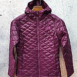 The North Face ThermoBall Insulated Hoodie - women's. Жіноча спортивна куртка., фото 9