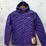 The North Face ThermoBall Insulated Hoodie - women's. Жіноча спортивна куртка., фото 7