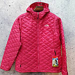 The North Face ThermoBall Insulated Hoodie - women's. Жіноча спортивна куртка., фото 6