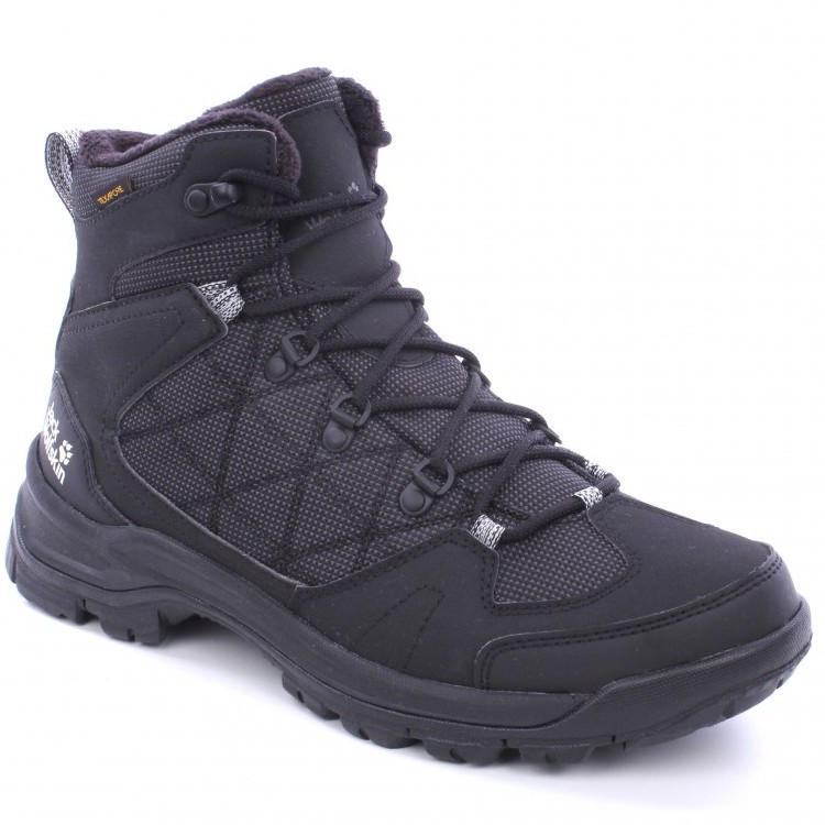Мужские ботинки Jack Wolfskin Cold Terrain Texapore Mid