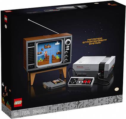 Lego Super Mario Система развлечений Nintendo 71374